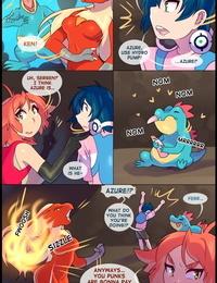 Matemi Silver Soul Origins : The Twins Pokémon English