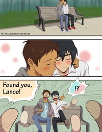 Lance- Keith and the Bih Bo Bi