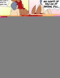 Foxtide888 Colored Comic Pack 01