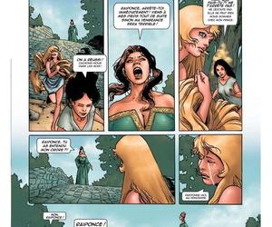 La princesse aux septs nains - part 2