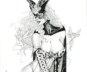 My Gallery Tarot Portmanteau of slay rub elbows with Black Rose