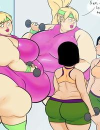 Gym Failure Friends XXL