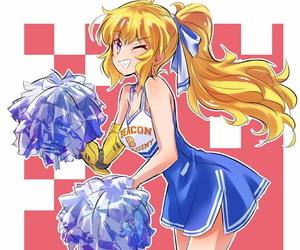 Rwby Cheerleaders!