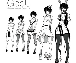 GeeU Largess Fucking Neutral Pack up - Issue 02 RUS