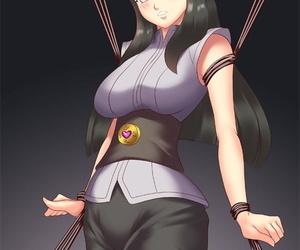 Haryu 日向ヒナタ 「ビッチ化」 Naruto