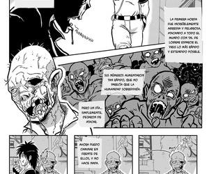Mr.E Una zombie siente algo por mi? Spanish