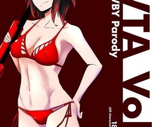 Alert Bringing about FWTA Vol.1 - A RWBY Story