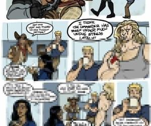 Slurps Guy Masturbate x EdgeMaster Gabe - part 2