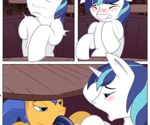 cartoonhorseporn Facsimile date My little pony