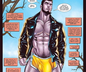 Gay For Slay Comic- Patrick Fillion