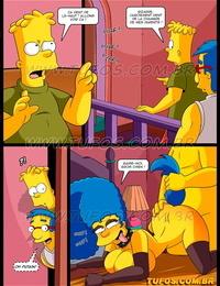 - The Simpsons - Chienne en chaleur -