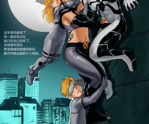 X-23 蜘蛛侠与X-23