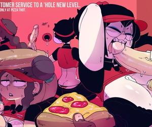 Pizza Thot - part 5
