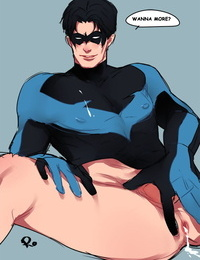 Nightwing/Dick Grayson - part 3