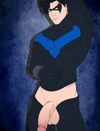 Nightwing/Dick Grayson - part 4