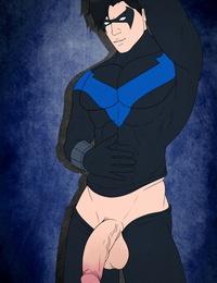 Nightwing/Dick Grayson - part 5