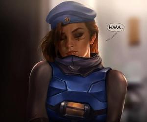 Firolian Ana Amari Preview Overwatch