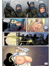 Lisa Lamhut When All Stealth Fails