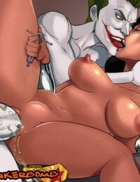 Wonder Woman x Joker