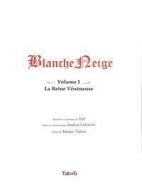 Trif Blanche Neige - 01 - La reine vénéneuse French