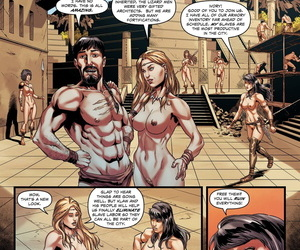 Boundless Grid-work Fantasy - Survivors #4 - attaching 3
