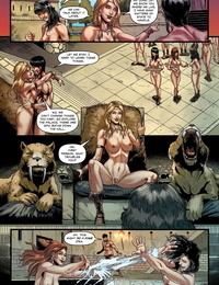 Boundless Jungle Fantasy - Survivors #4 - part 3