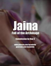 lacanishu Jaina Fall of the Archmage