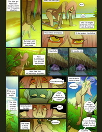 Of the Snake and the Girl - part 2
