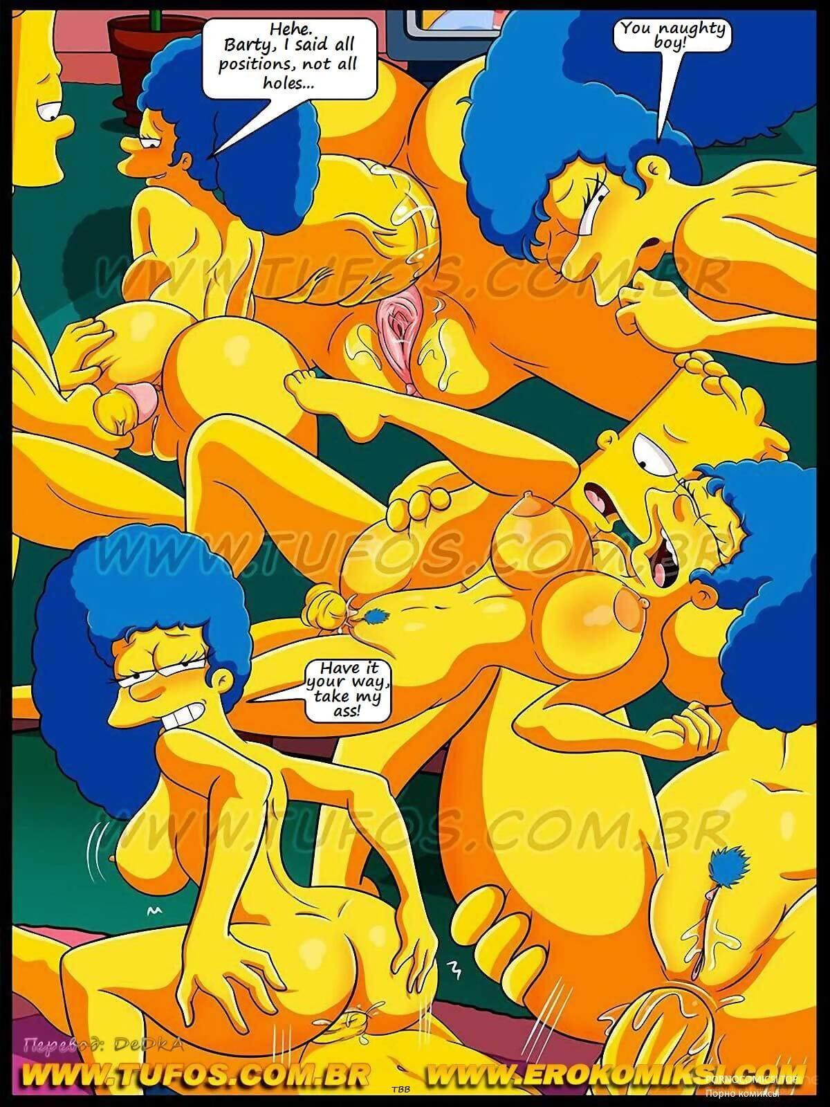 Simpsons hentai the The Sexpsons