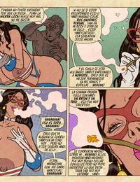SuperHeroineComixxx - The Private Life and Secrets of Major Wonder - part 4