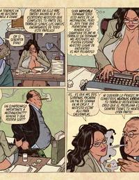 SuperHeroineComixxx - The Private Life and Secrets of Major Wonder