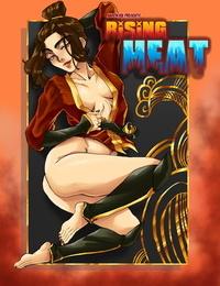 Rising Heat