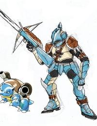 Pokemon Hunter - part 3