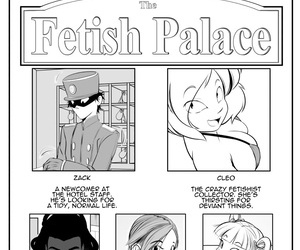 Kidetic The Charm Palace 03 - The Wrong Floor