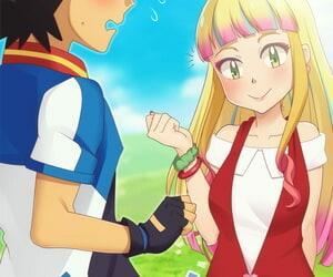 Lisa and Satoshi