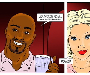 Interracial-Comics On all sides Become visible slay rub elbows with Job