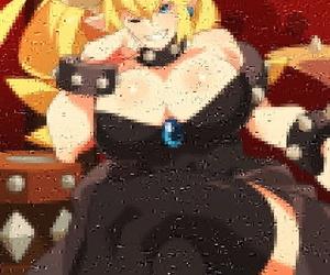 Super Mario Inktober