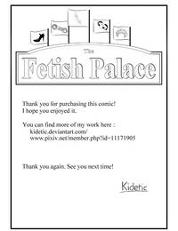 Kidetic The Fetish Palace 05 - Double Interrogation