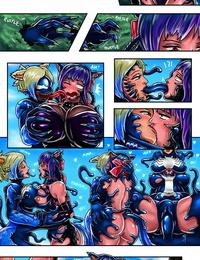 SpaceNCakes Symbiote Works