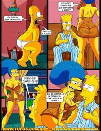 Futbol & Cerveza Parte 1 The Simpsons Spanish kalock