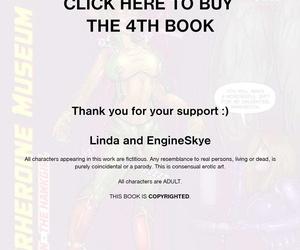 Engineskye Superheroine Museum #05 - part 2