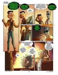 Quagmire Into The Multiverse - part 2