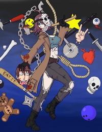 Spooky Waifu - Genderswap Jason Voorhees  Friday The 13th  - part 3
