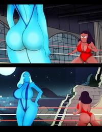 Beach City Underground Wrestling Ladies Night
