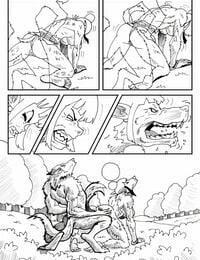 Locofuria Chi-Chi Meets the Werewolf Dragon Ball Z
