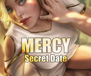 Firolian Mercy - Secret Rendezvous Overwatch