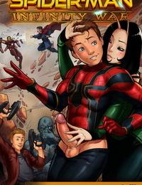 Spider-Man : Infinity War