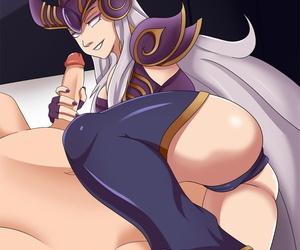 OmegaZero01 Art Increase - part 5