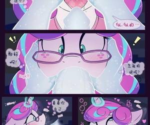 FearingFun In A Flurry - 融雪 My Little Pony: Friendship is Magic Chinese 浮力驹汉化