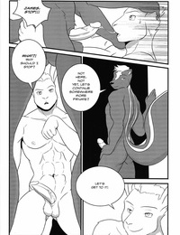 Anupap Kasook Antons New Love On The Airship - part 2